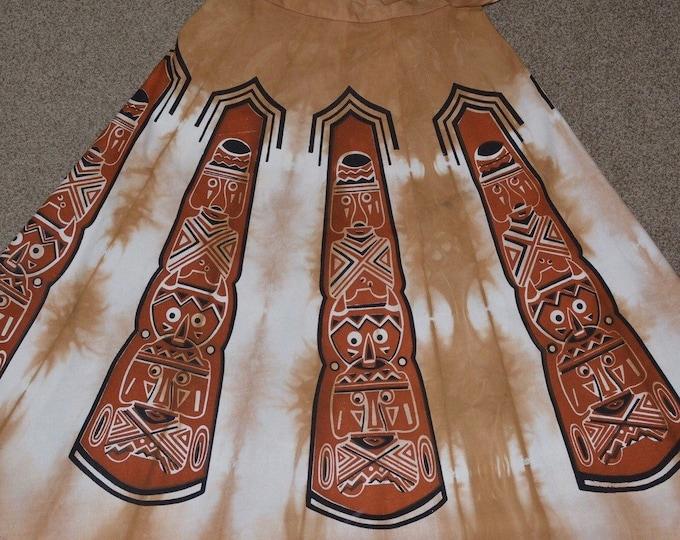 Hove MBiri Zimbabwe wrap around skirt