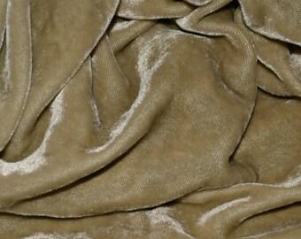 Velvet Rayon Silk fabric, Bella Notte fabric