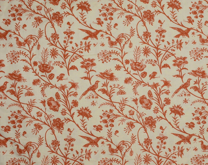 Laura Ashley vintage fabric Shepherds Purse
