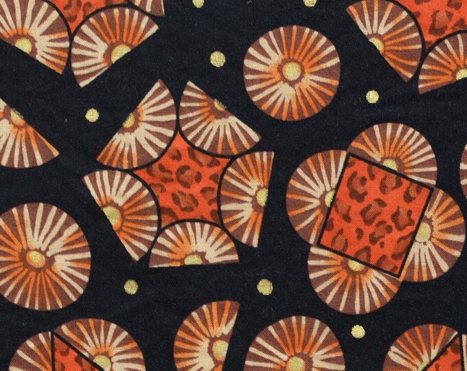 African tribal fabric by the yard African print, tgeo fabric