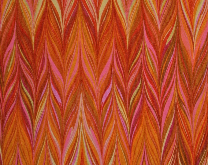 Paula Nadelstern marbled blender fabric Benartex Luninosity