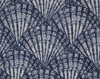 sea shells fabric Keepsake Calico Richloom Joann