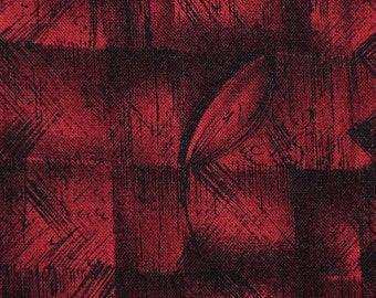 Clothworks fabric, brush stroke basketweave fabric, woven basket look