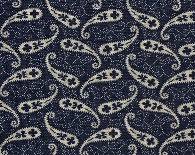 paisley print fabric, western cowboy paisley, Marcus Brothers