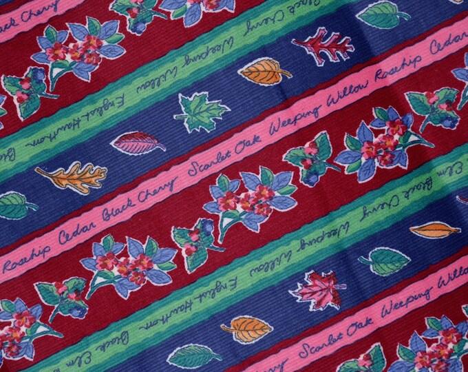Vintage corduroy fabric cotton apparel fabric