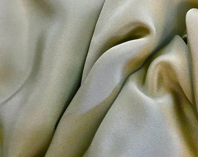 Silk dress fabric Pure Silk fabrics double georgette silk