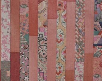Jay Yang fabric 80s Asian decor fabric Japanese
