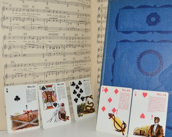 Gypsy Fortune Teller Cards Gypsy Piano Sheet Music