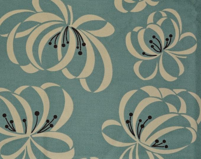 Retro cottage chic upholstery fabric FreeSpirit Denyse Schmidt