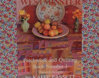 Westminster Kaffe Fassett Patchwork and Quilting books