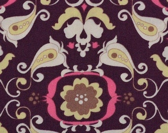 Modern floral fabric by the yard AGF, Art Gallery Patricia Bravo