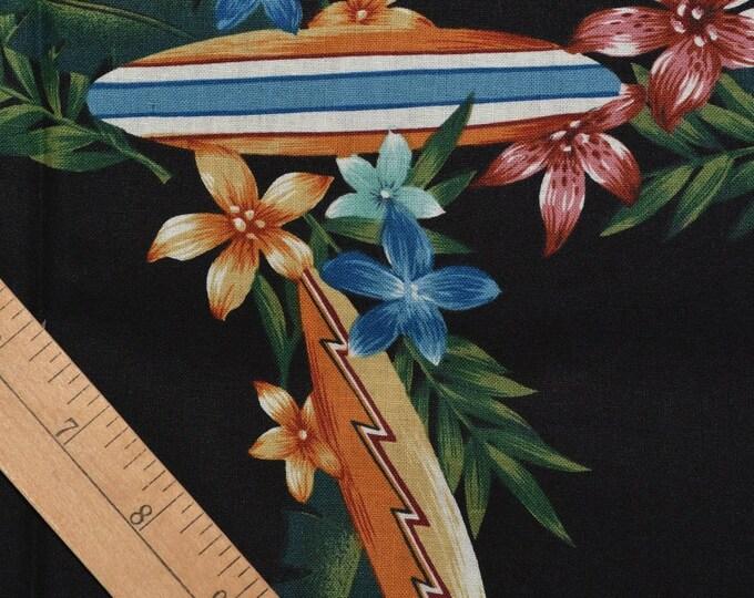 Hawaiian surfboards fabric for Hawaiian shirting fabric