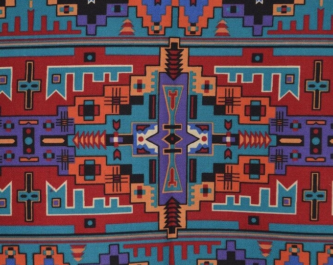 Native fabric Southwest fabric Cranston fabric