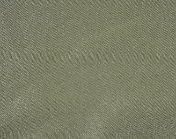 Pure Silk fabric silk double georgette fabric Sage green silk fabric yardage