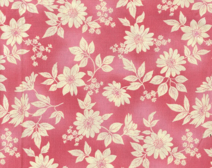 Spring to Summer floral fabric by the yard, Flower Shop by Robert Kaufman