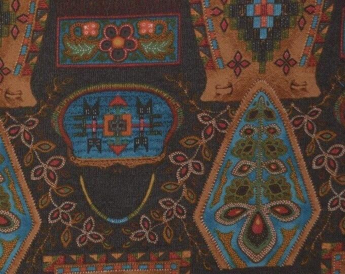 Southwest fabric Native fabric print Sentimental Studios moda