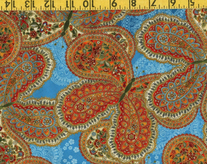 Large Butterfly fabric, Robert Kaufman fabric