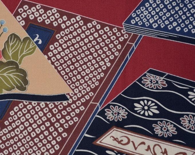 Fabric Asian rare Alexander Henry fabric