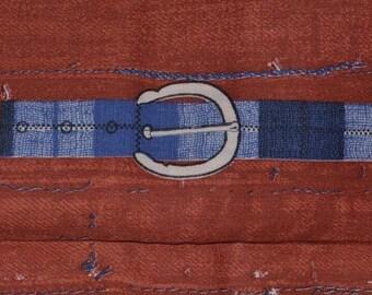Vintage fabric printed in USA Schwartz Liebman, Cranston fabric