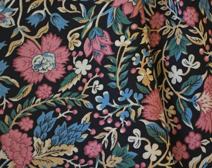 floral fabric by the yard VIP fabric Cranston