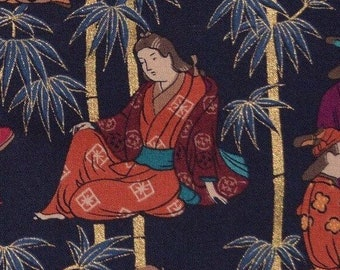 Asian fabric, Japanese fabric, The Kesslers Andover fabric
