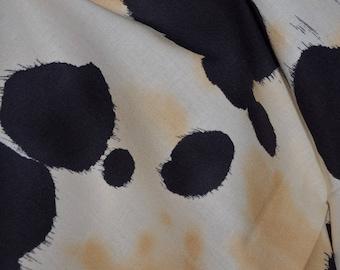 Western fabric, cowboy horse, VHTF Alexander Henry fabric