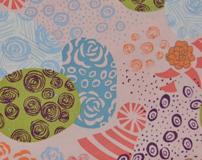Alexander Henry Asian fabric prints mod floral fabric