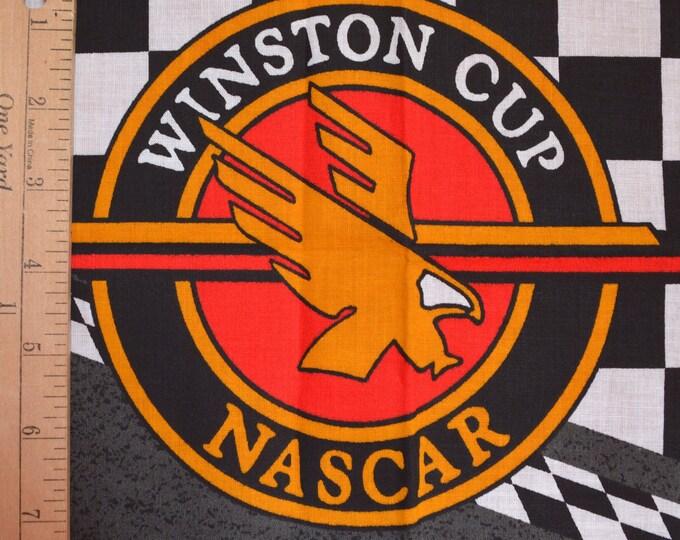 NASCAR racing fabric panels, Winston Cup Ernie Irvan