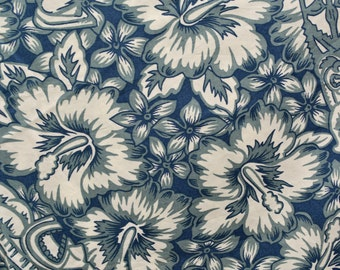 Tropical tiki fabric Hawaiian fabric for Hawaiian shirt