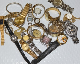 Watch faces for jewelry making Watch lot