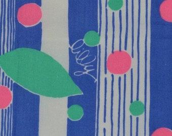 Lilly Pulitzer fabric Zuzek Key West fabric