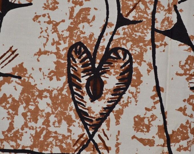 Aboriginal fabric Tahitian indigenous art Daniel Adam
