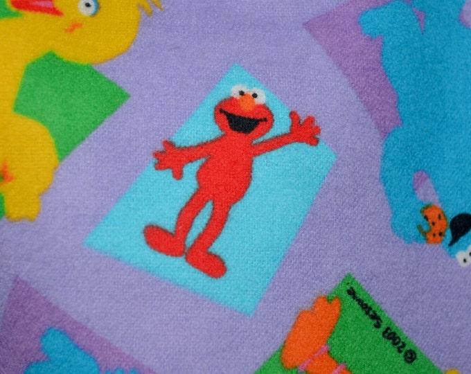 childrens preschool TV character fabric