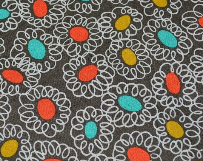 Abstract Mod fabric, Michael Miller out of print