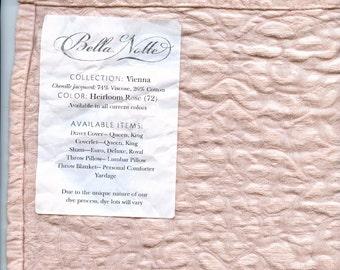 Bella Notte Vienna fabric sample