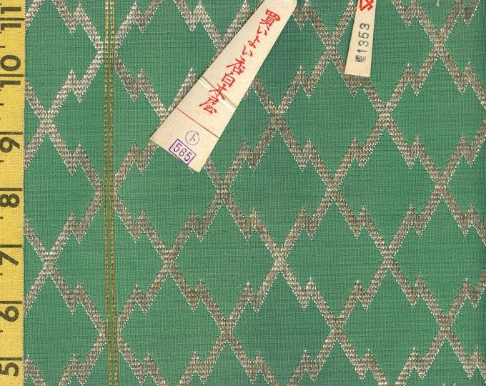 Japanese obi kimono belt sash fabric, Yukata Hanhaba wide Tsumugi hanhaba