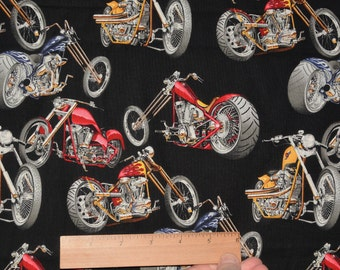 Motorcycle fabric, Alexander Henry fabric