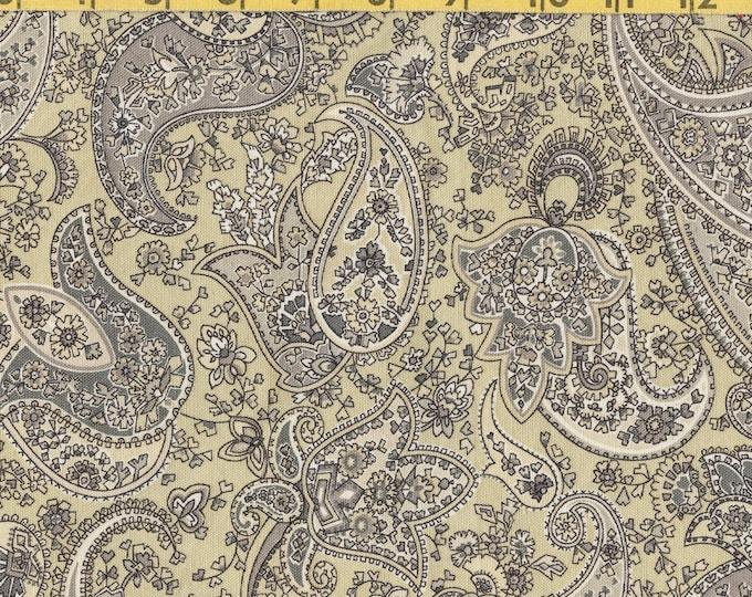 Paisley print upholstery fabric, Liz Claiborne