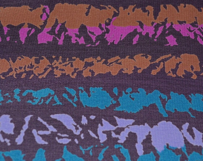 vintage fabric 1990s designer Bill Blass for Skinner Couture