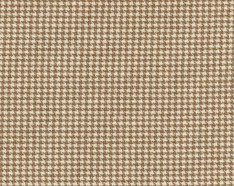Small Houndstooth Pure Wool fabric