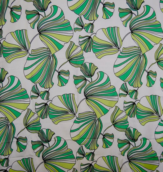 Tropical Upholstery Fabric Outdoor Patio Decor Fabric Hawaiian