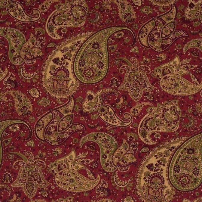 Paisley Upholstery Fabric Moroc Decor Fabric Liz Claiborne Moroccan