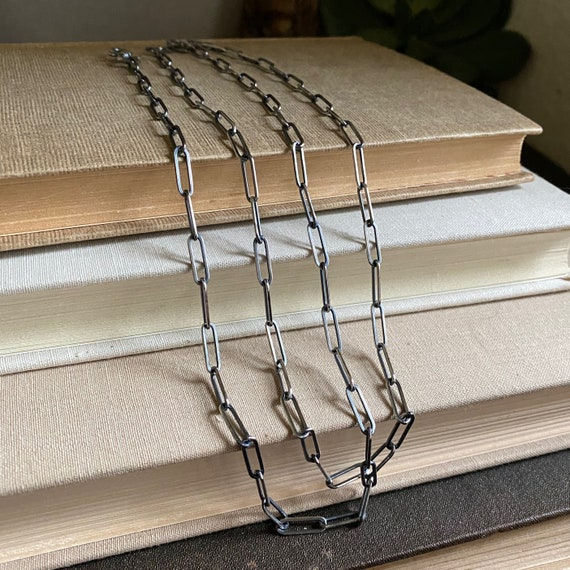 Sterling CHAIN UPGRADE for Magnifying Glass Necklaces