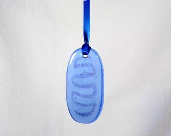 c29acc01b658 Mitochondrian Ornament, Biology Ornament, Science Suncatcher, Mitochondria