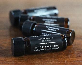 Aftershave Samples