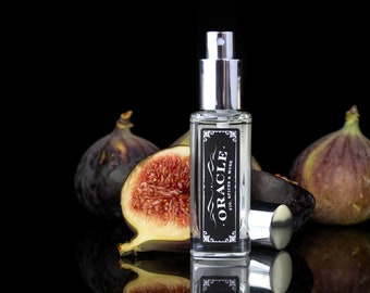 Oracle - Exotic Fig, Spices and Musk - Perfume Oil Spray