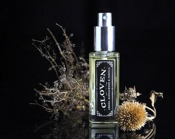 Cloven - Amber, Sandalwood, Vanilla and Cedar - Perfume Oil Spray