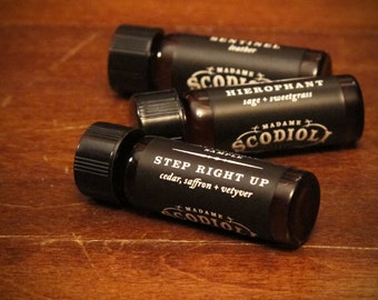Aftershave Samples - Set of Three