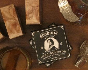 Aged Bourbon Soap Bar