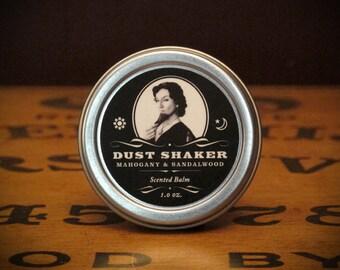Dust Shaker - Mahogany and Sandalwood Scented Balm